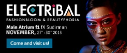 Electribal, at fXSudirman on November 27th - 30th 2013